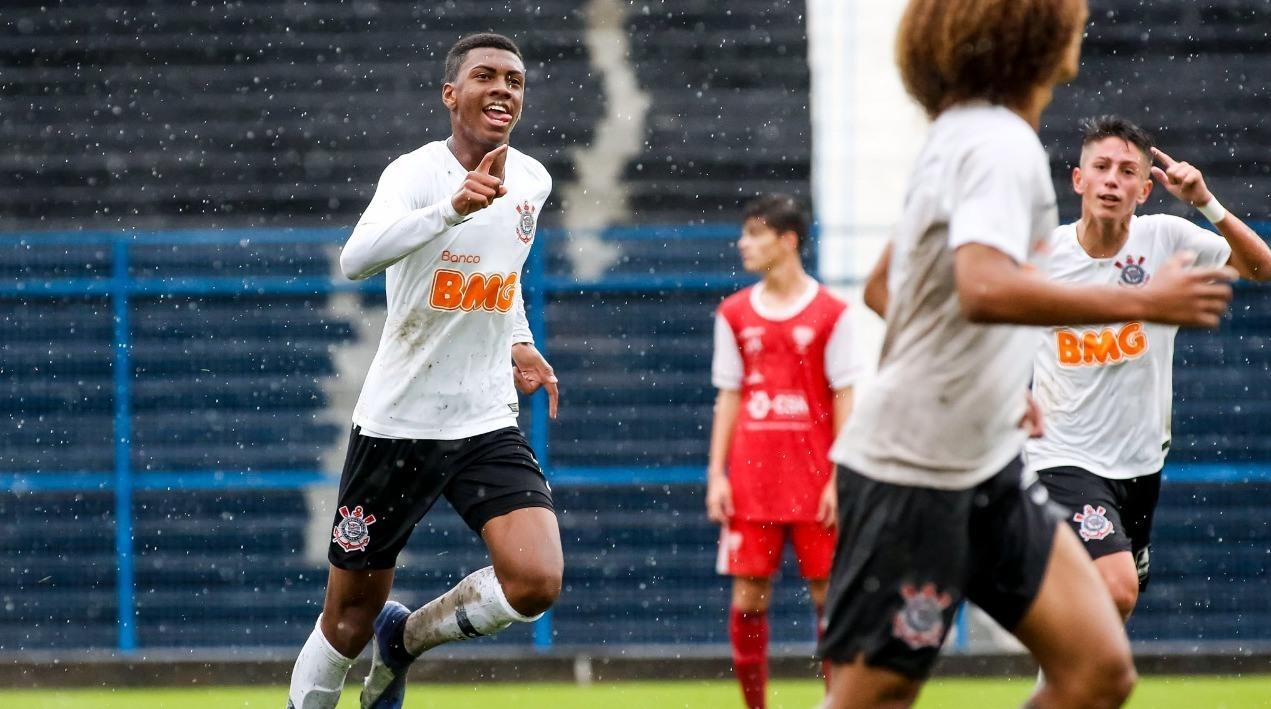 Corinthians vs Juventus - Sub-15