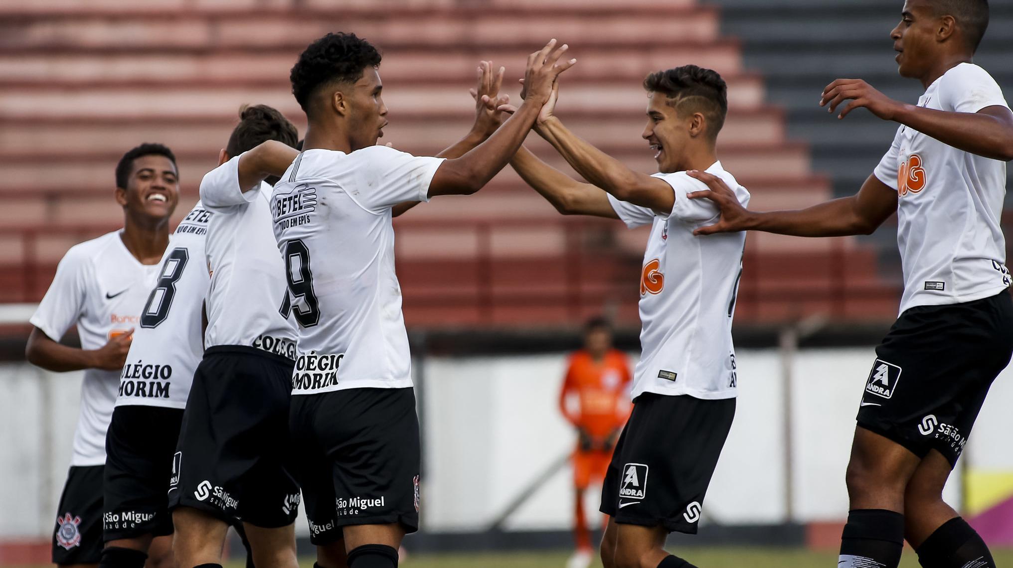 Corinthians vs Juventus - Sub-17
