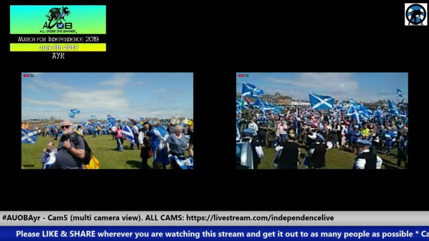 #AUOBAyr Cam 5 (Multi-cam views)