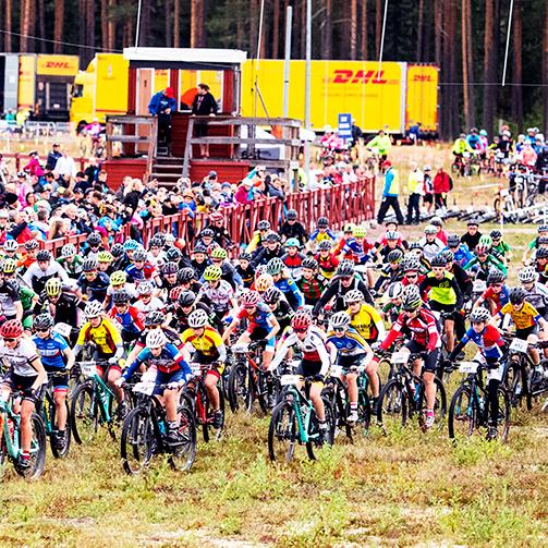 Startplats Oxberg – Cykelvasan Söndag