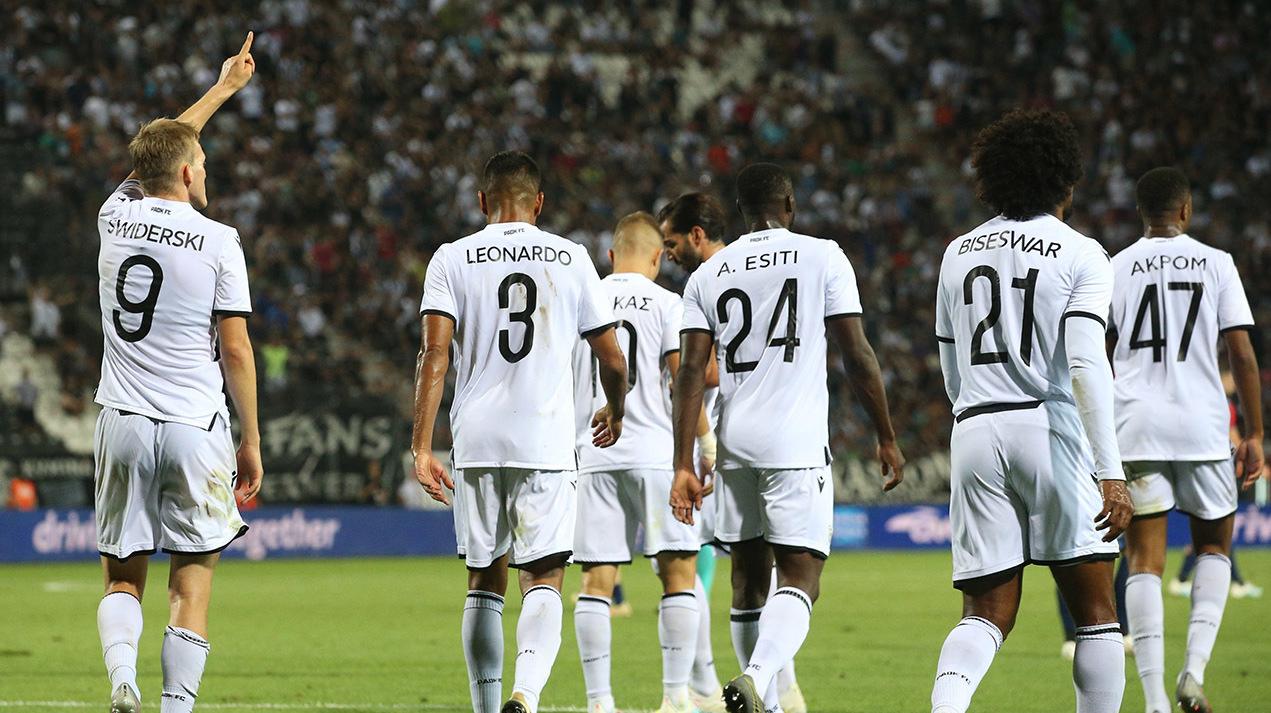 PAOK FC-Panionios 2-1