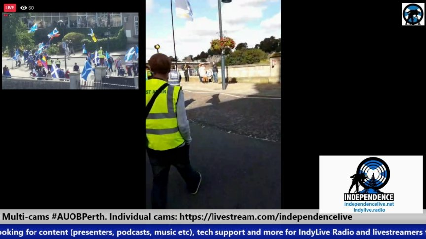 CAM 1: MULTISTREAM #AUOBPerth