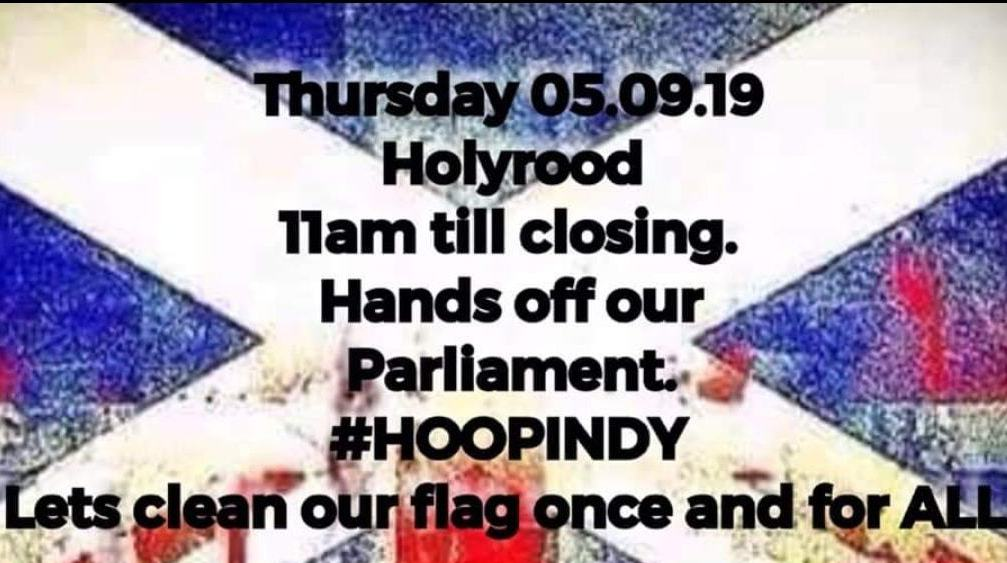 Hands Off Our Parliament #HOOPIndy