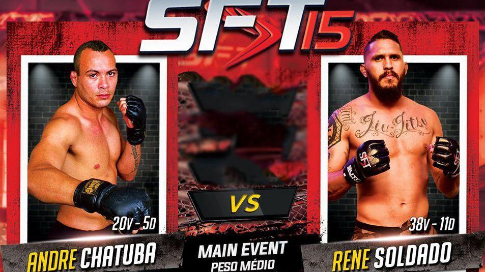SFT 15 - MMA