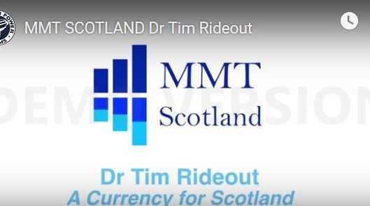 Introducing a new currency in an independent Scotland