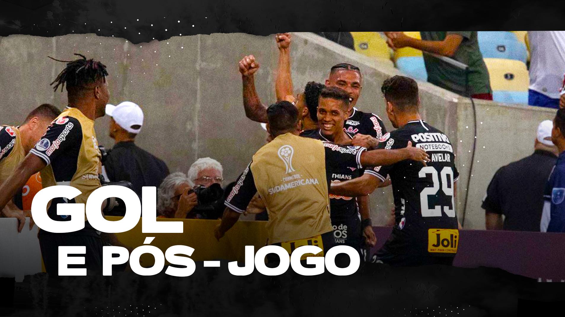 Corinthians x Fluminense: Gols