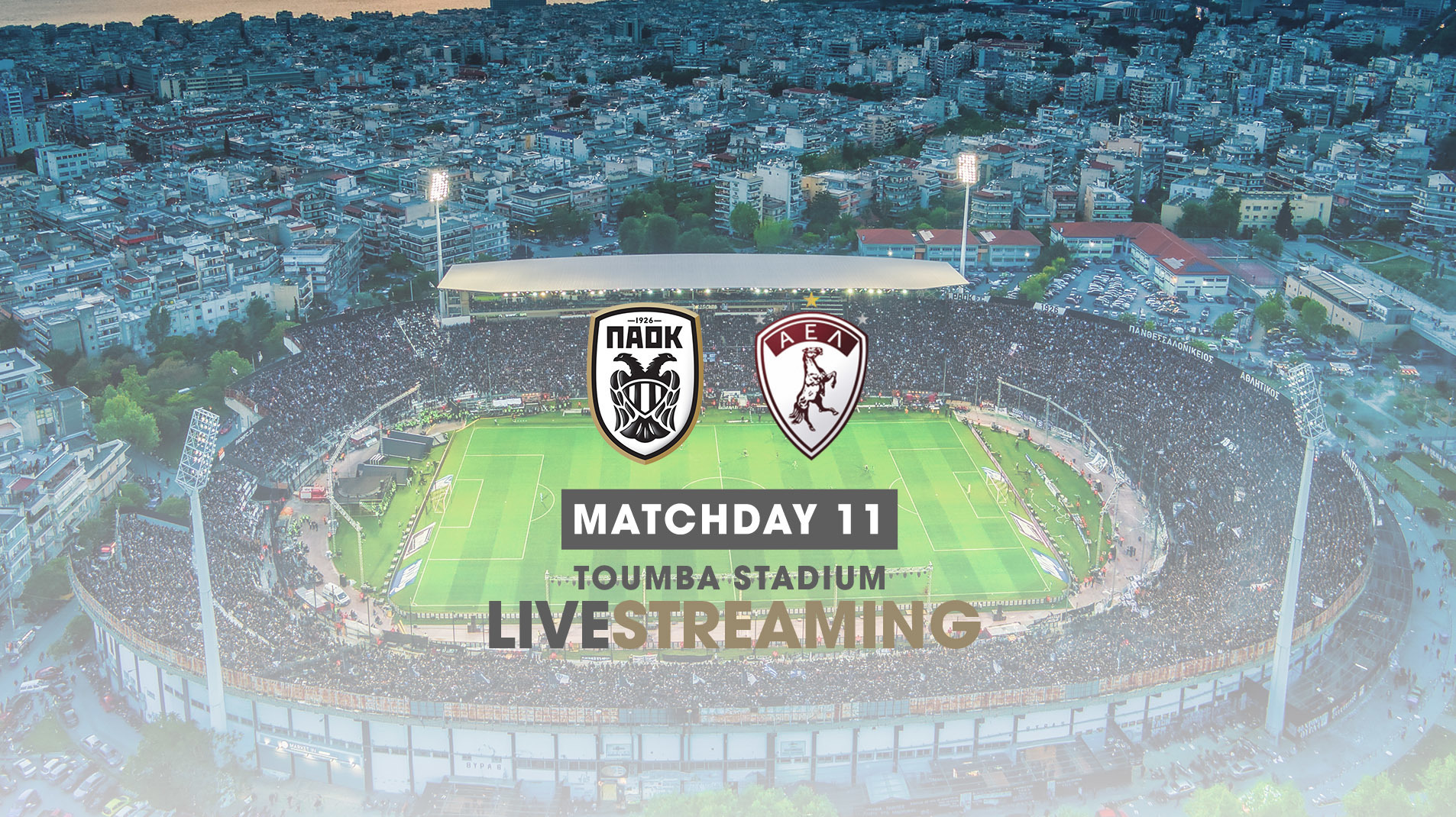 PAOK-AEL [live]