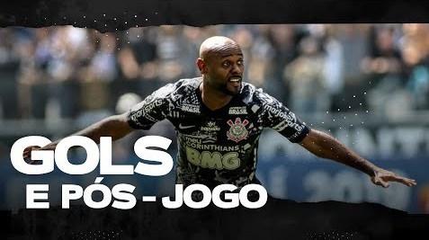 Corinthians x Ceará: Gols
