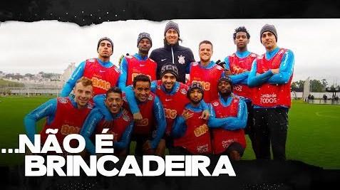Treinamento: Rachão do Corinthians
