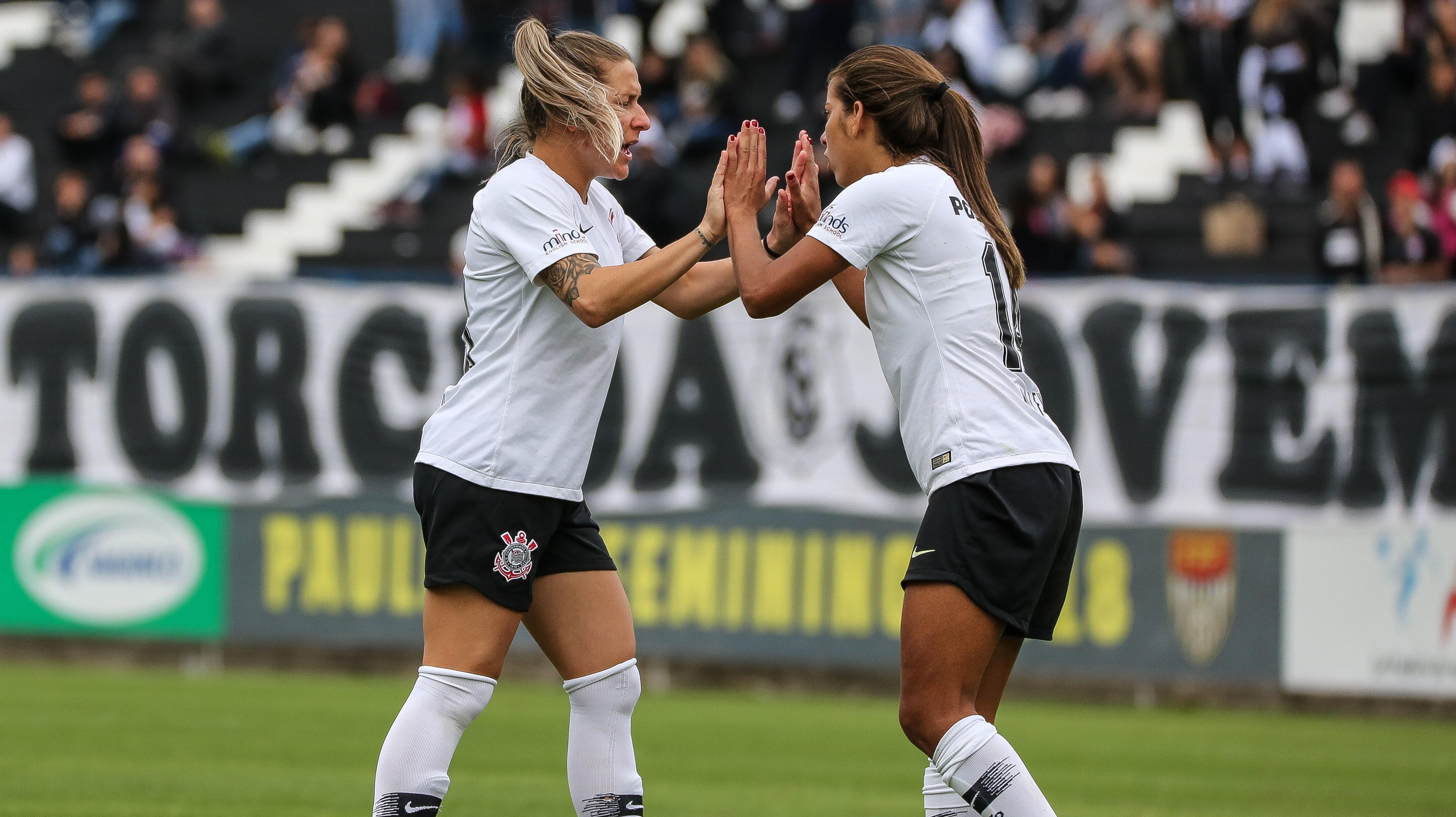 Paulista Feminino: Corinthians vs Juventus
