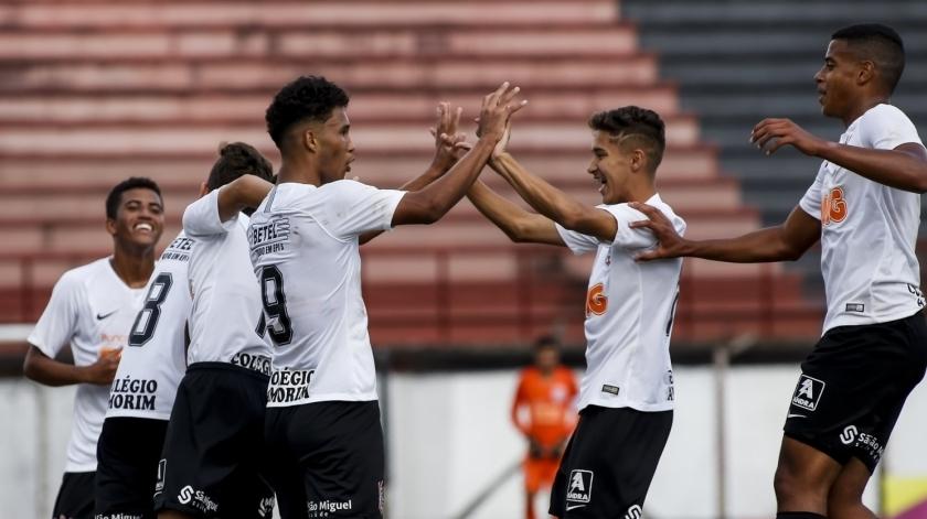 Corinthians x Ituano - Sub-17