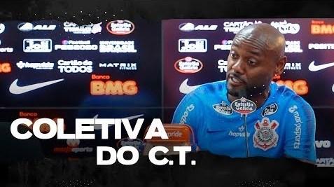 Vagner Love comenta a expectativa para o jogo do Brasileirão