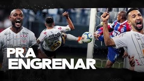 Bastidores: Corinthians 2 x 1 Bahia