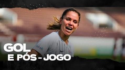 Gols: Corinthians 1 x 1 Ferroviária - Final do Brasileiro Feminino