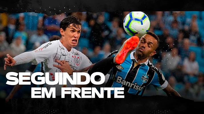 Bastidores: Grêmio 0 x 0 Corinthians
