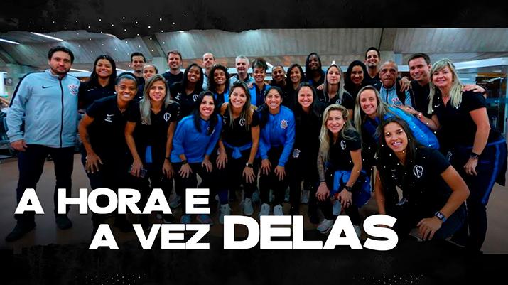 As Guerreiras na Libertadores