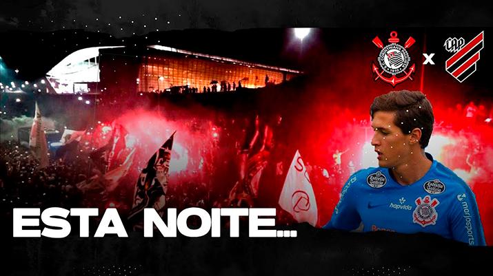 Pré-Jogo: Corinthians x Athletico-PR