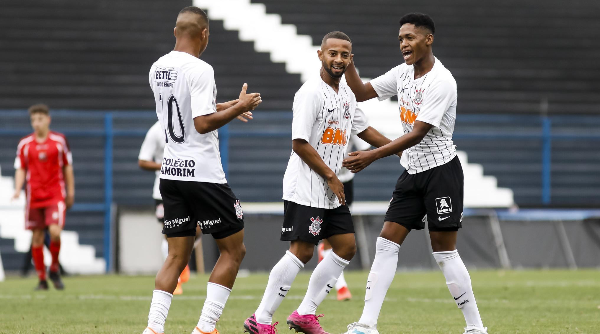 Paulista Sub-17: Primavera x Corinthians - Quartas de Final - Ida
