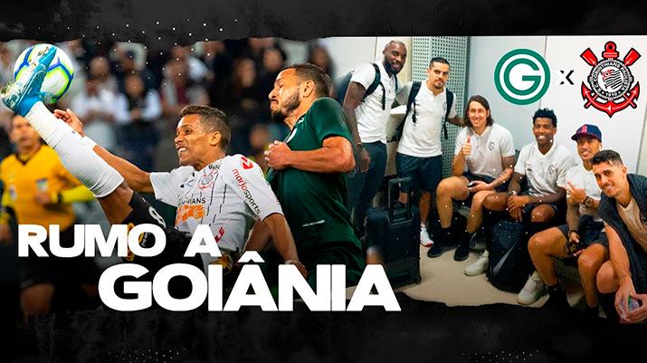 Pré-jogo: Goiás x Corinthians