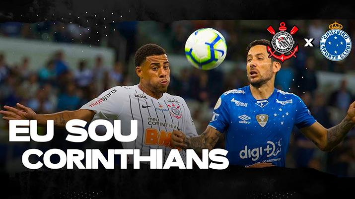 Pré-jogo: Corinthians x Cruzeiro