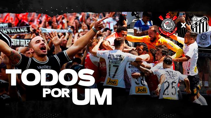 Pré-Jogo: Corinthians x Santos