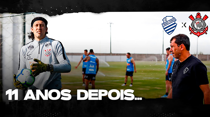 Pré-jogo: CSA x Corinthians