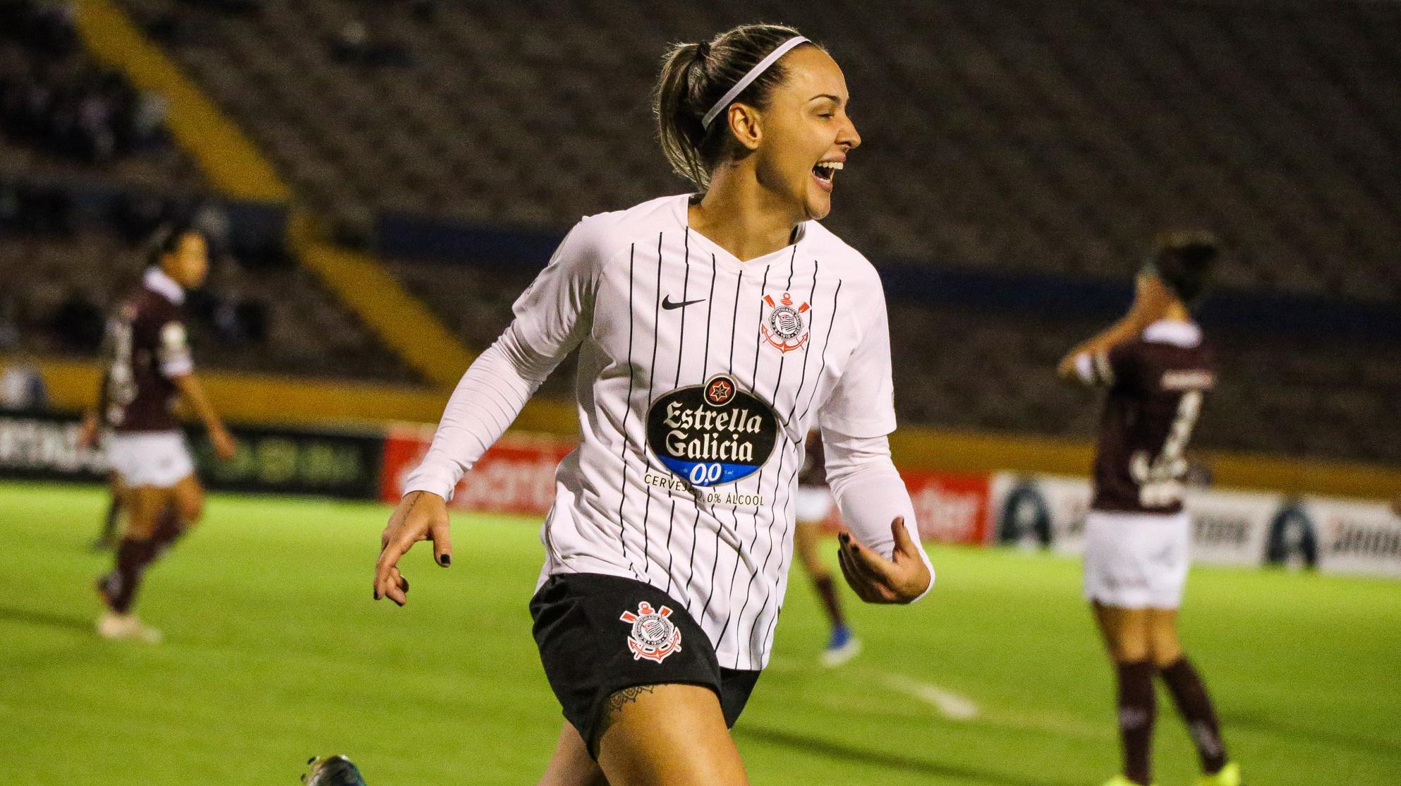 Final do Campeonato Paulista Feminino: São Paulo x Corinthians - Jogo de Ida