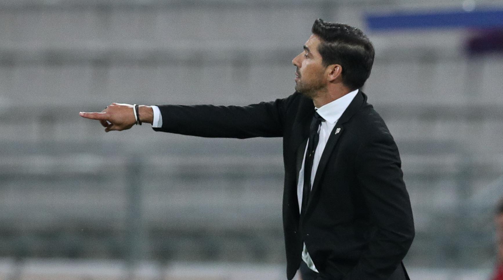 Ferreira talks about OFI-PAOK