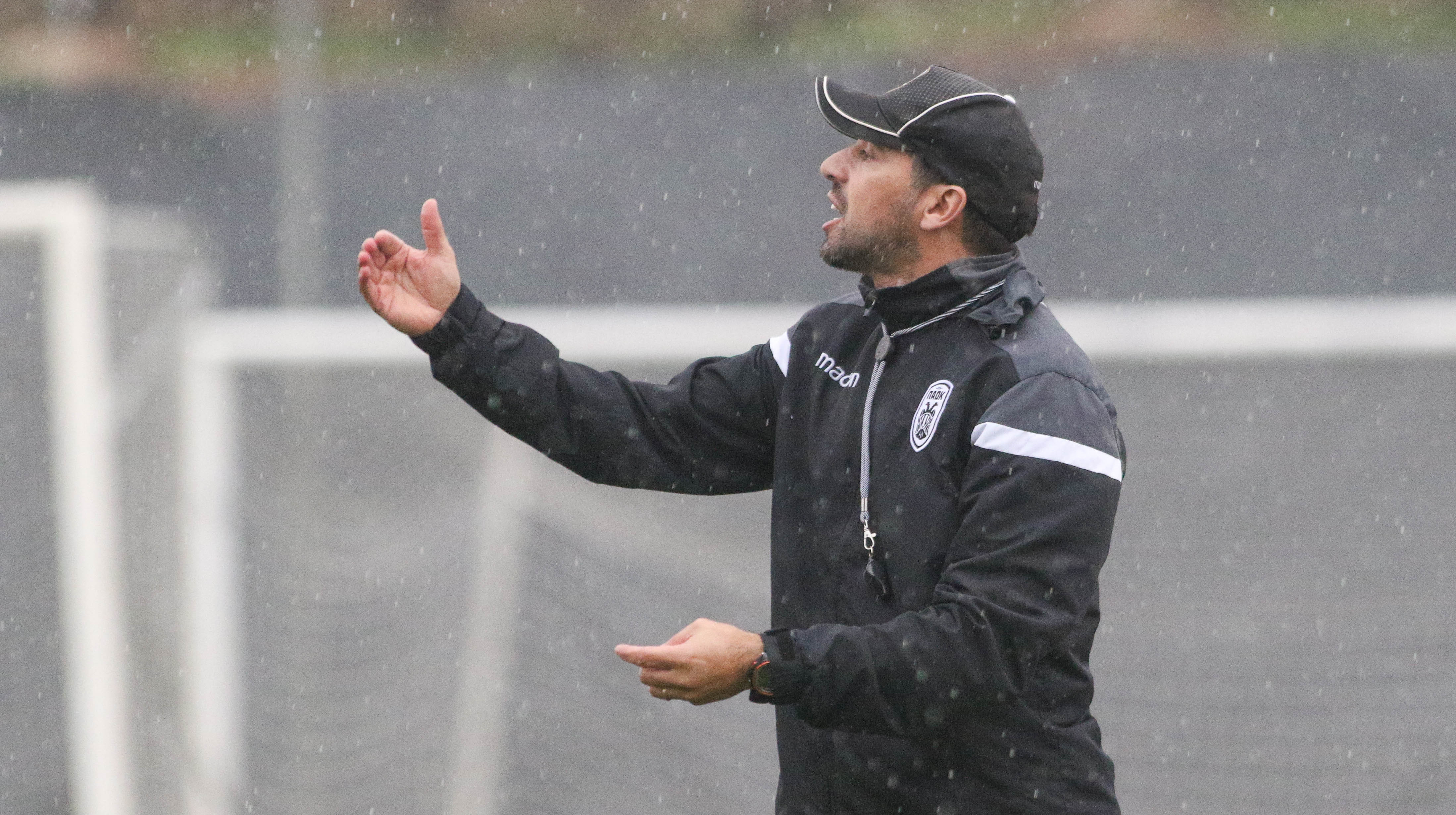 Ferreira talks about PAOK-AEL