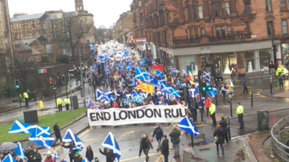 CAM 4 Bridge - AUOB #indyref2020