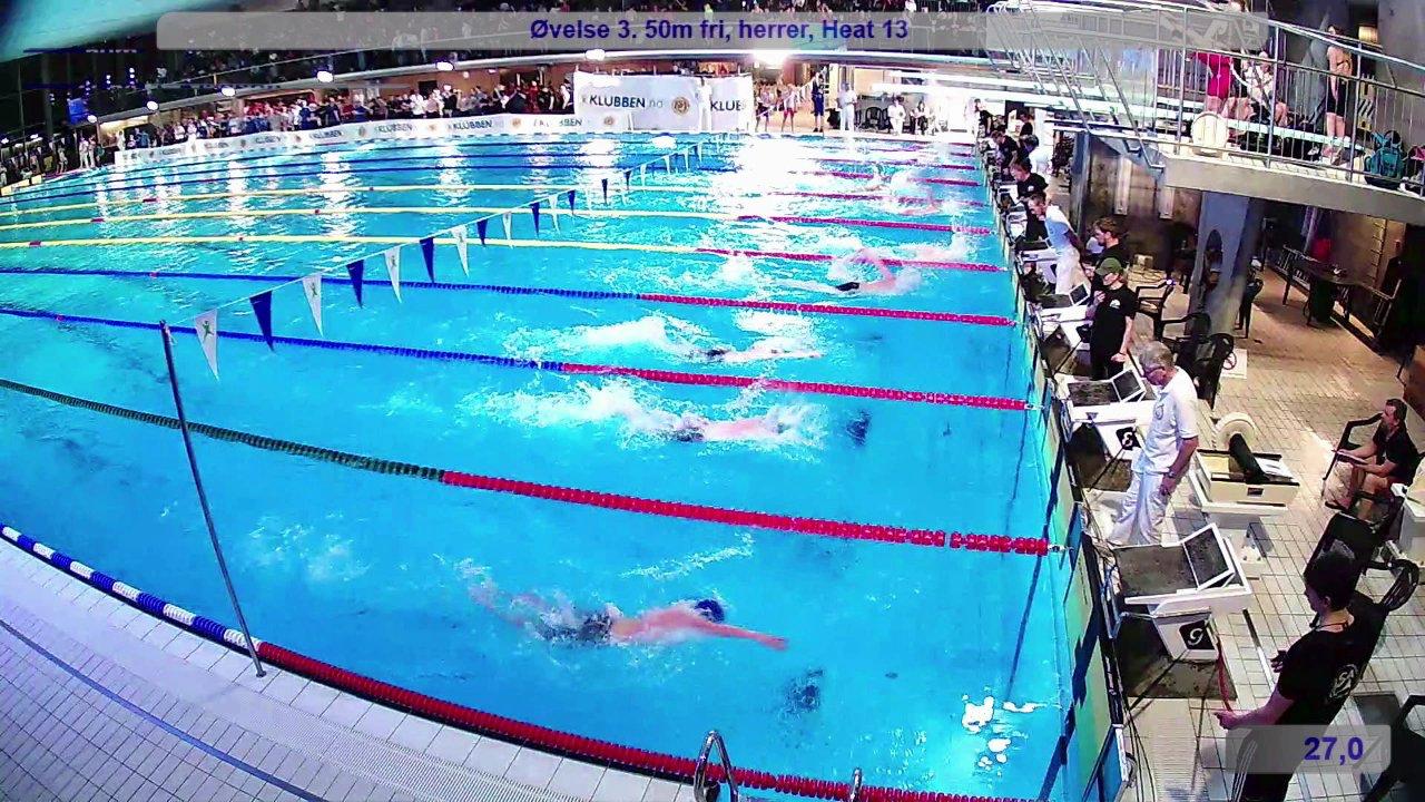 Klubben Swim
