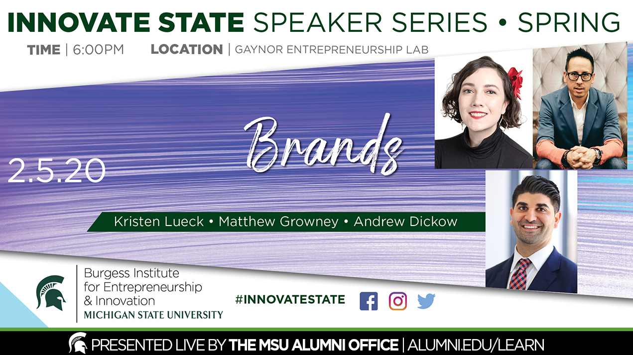 livestream cover image for Innovate State | Brands