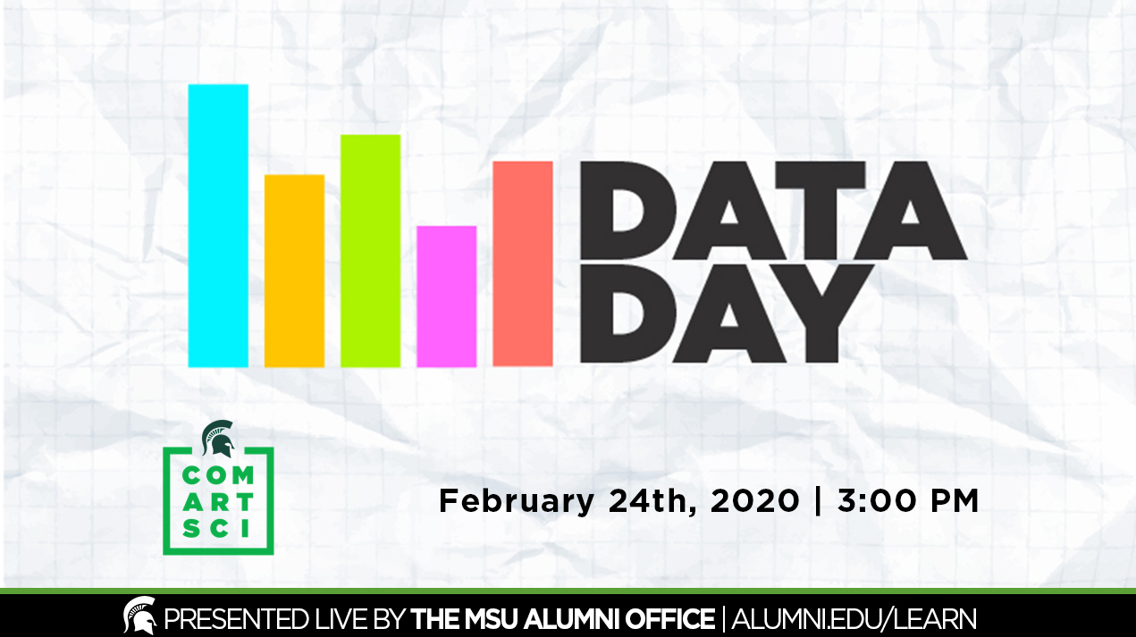livestream cover image for Data Day 2020