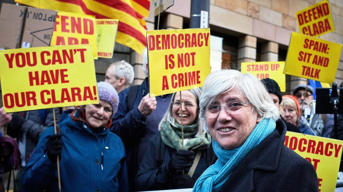We need to talk about Catalonia - presented by Gerry Mulvenna