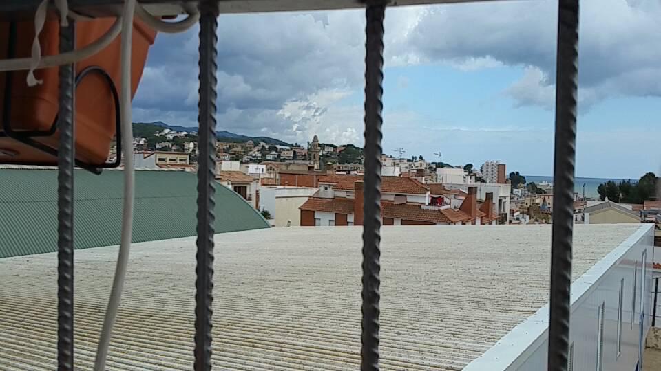 Lockdown breakfast Canet de Mar