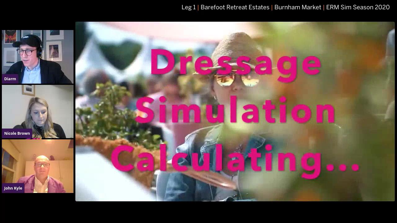 Burnham Market Simulation 2020 Highlights