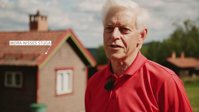 Rolf Hammar berättar om Mora-Nisse