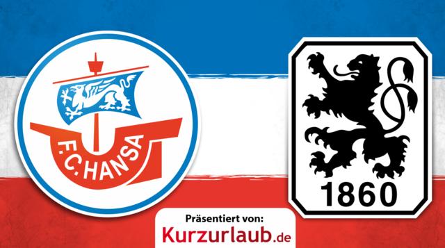 5. Spieltag: Hansa gegen die 1860er Löwen