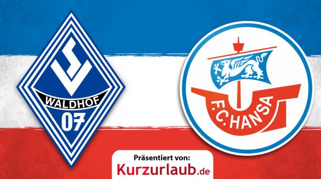 6. Spieltag: Hansa gegen Mannheim
