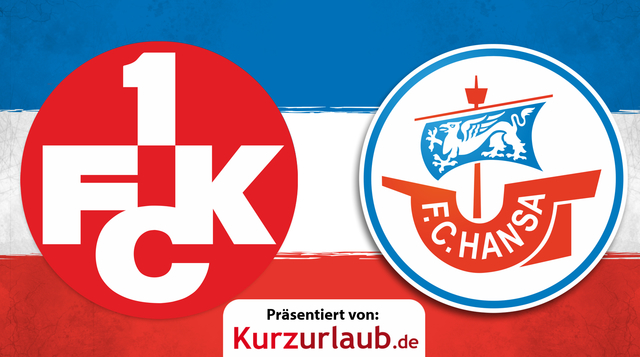 8. Spieltag: Hansa gegen Kaiserslautern