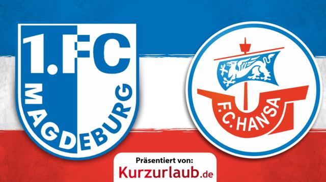 12. Spieltag: Hansa gegen Magdeburg