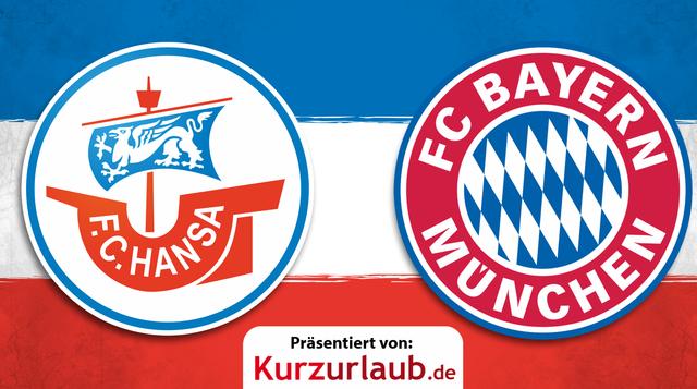 13. Spieltag: Hansa gegen München II