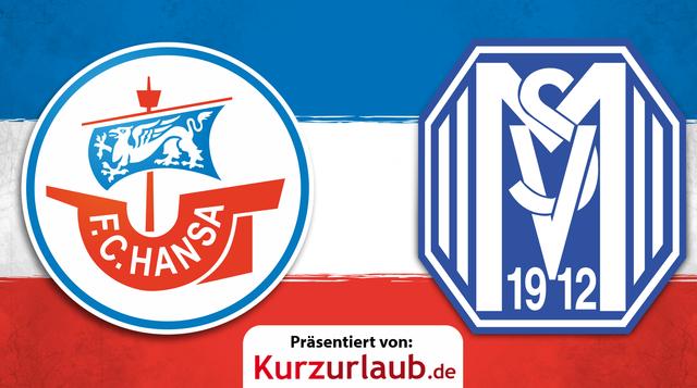15. Spieltag: Hansa gegen Meppen
