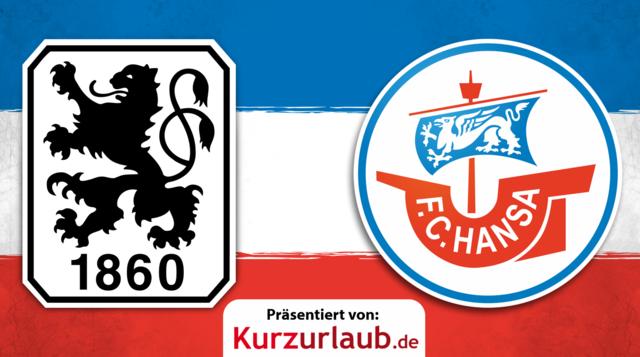 24. Spieltag: Hansa gegen 1860 München