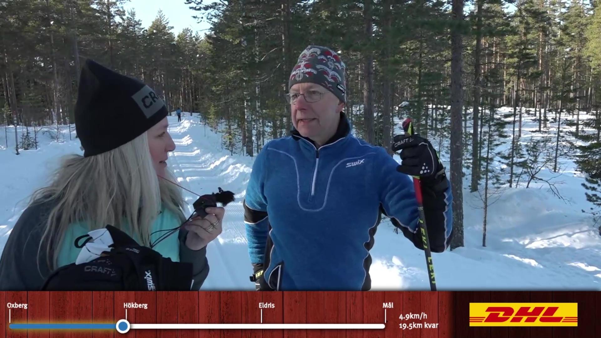 Ann & Nisse pratar med sportchefen!