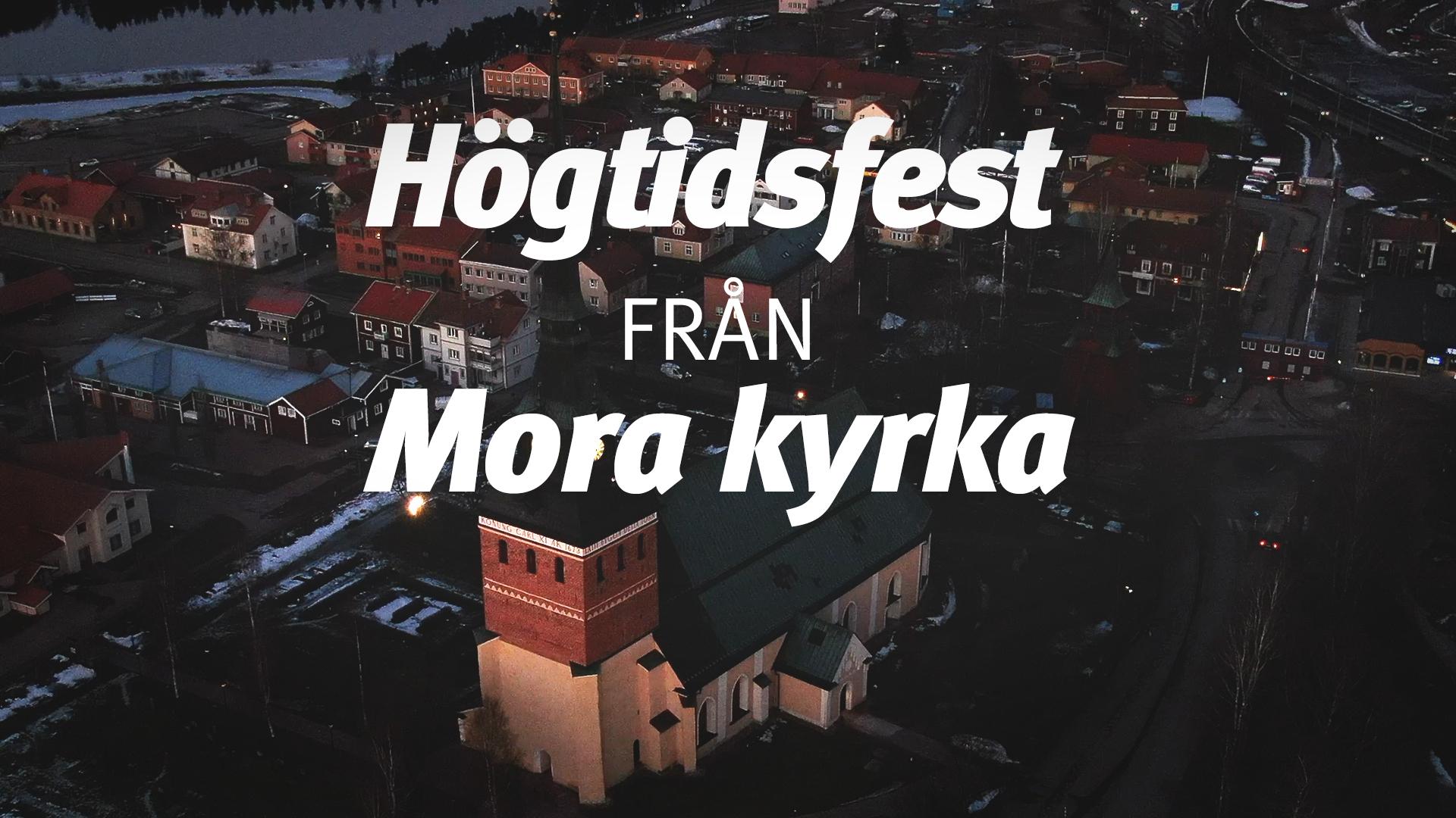 Högtidsfesten från Mora Kyrka