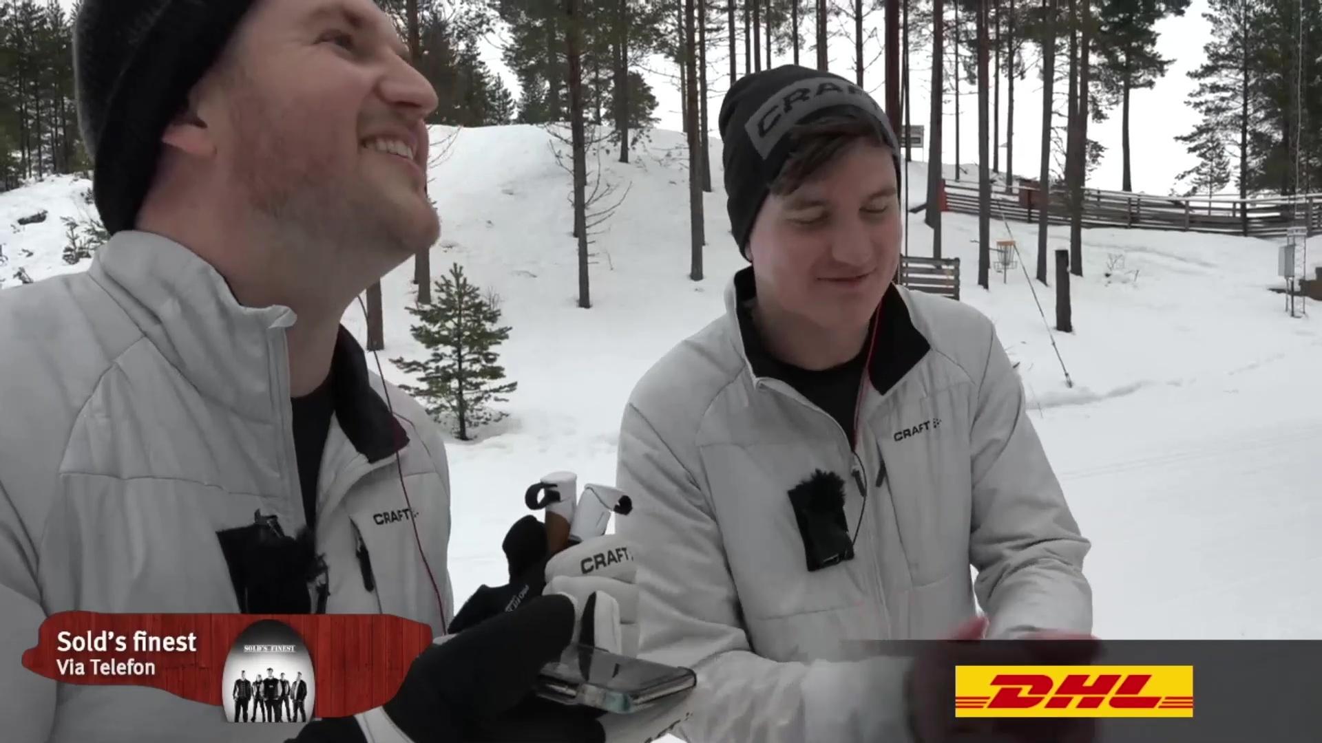 Musikhälsning till Bröderna Norberg
