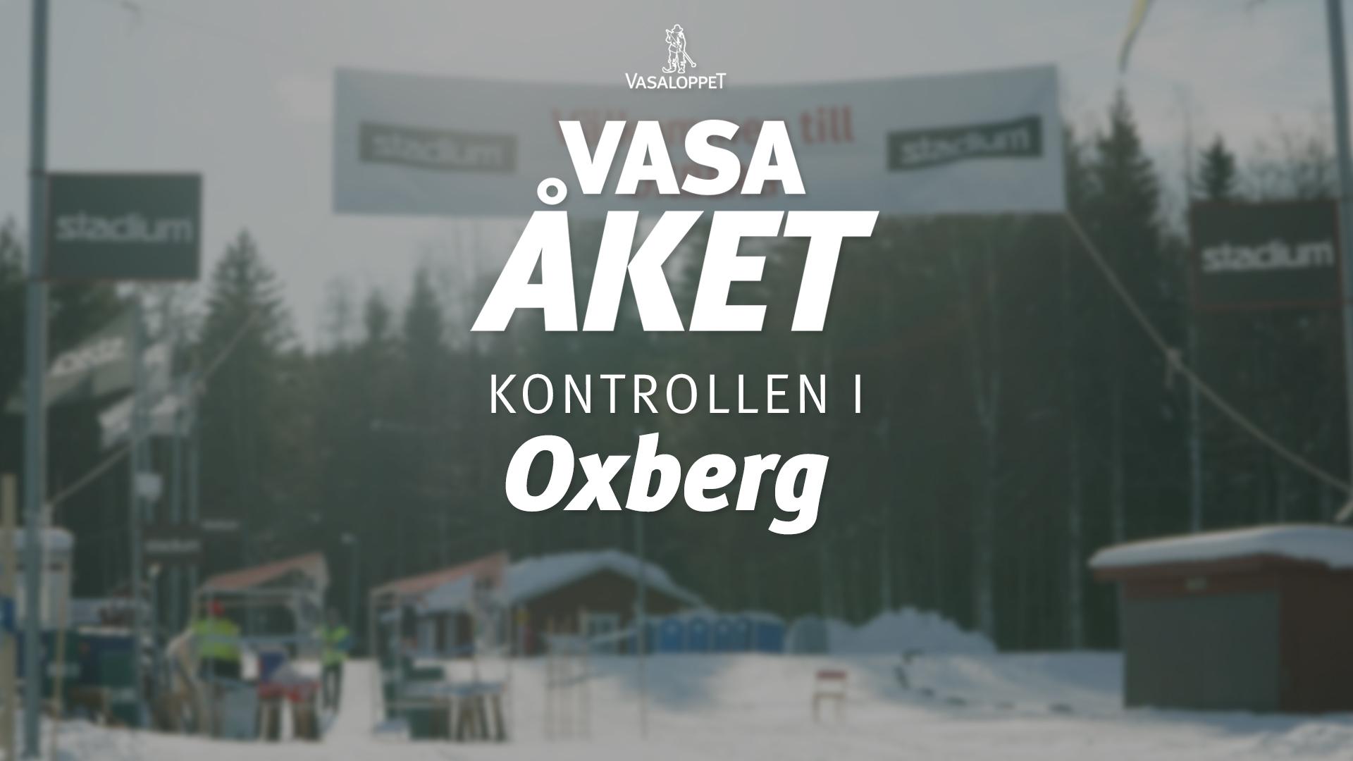 6 mars, 2021 – Oxberg