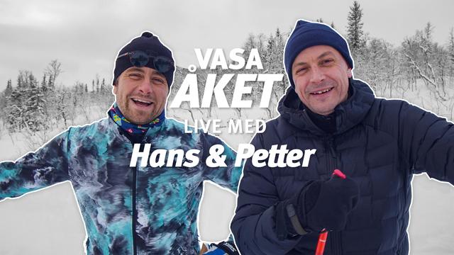 Vasaåket Live med Hans & Petter