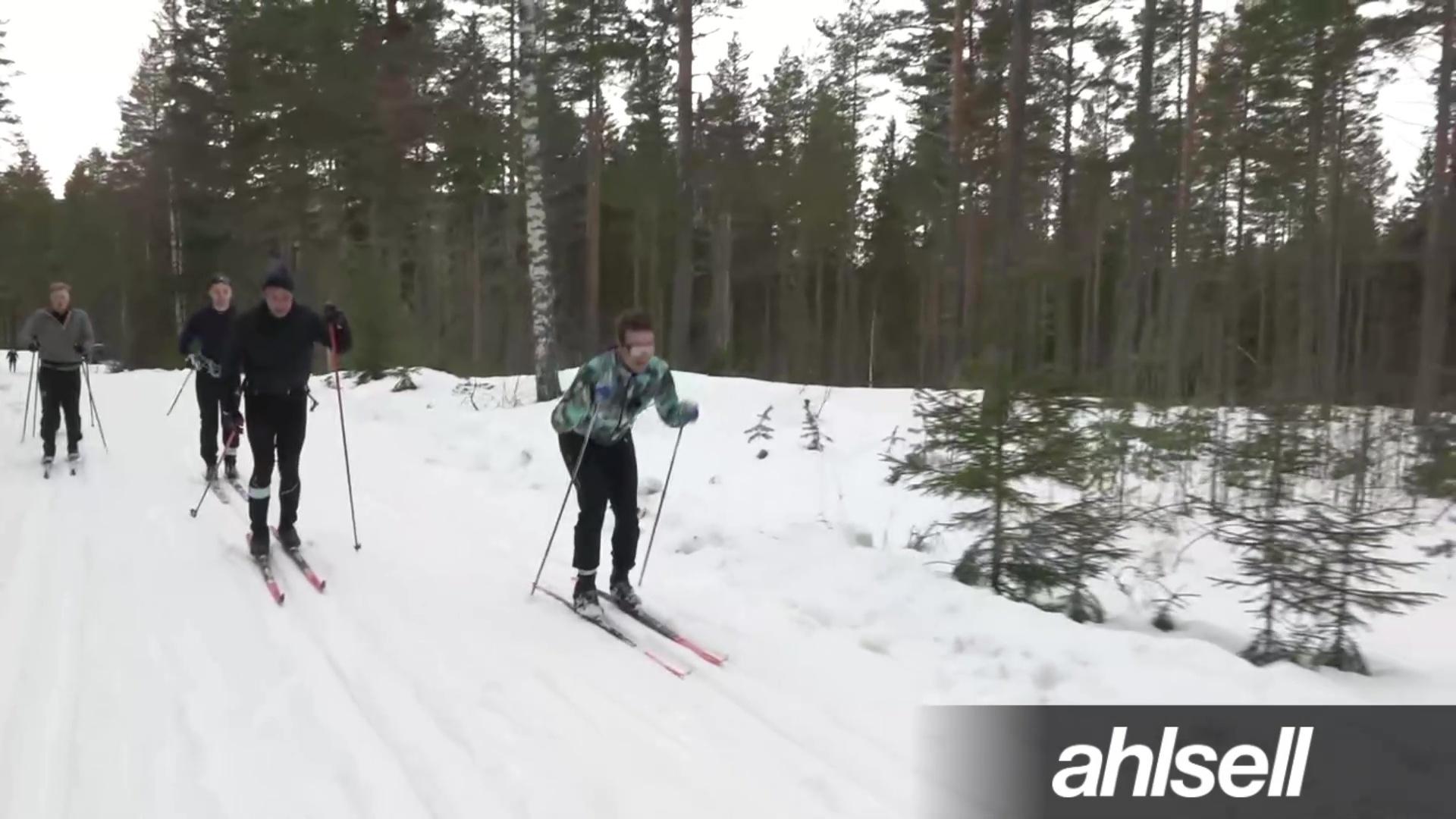 Hans & Petter – Huvud, axlar, knä och tå.